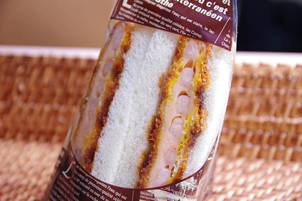 エビかつサンドイッチ